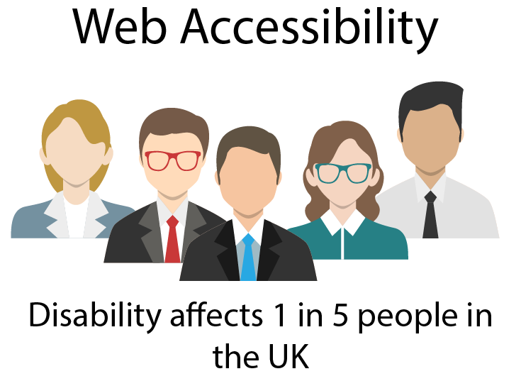 Disability affects 1 in 5 people in the UK